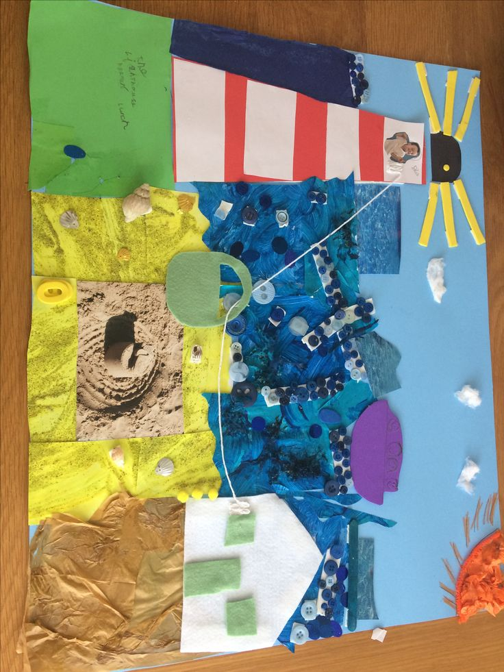 Lighthouse keepers lunch seaside school project