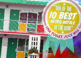 where to stay! Thunderbird Inn
