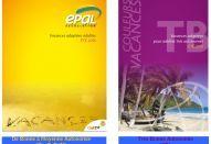 EPAL. Association d'éducation et d'Animation de la vie quotidienne, des temps libres, des vacances, de la formation continue.