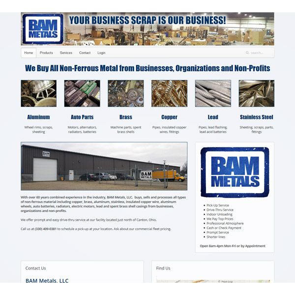 BAM Metals LLC