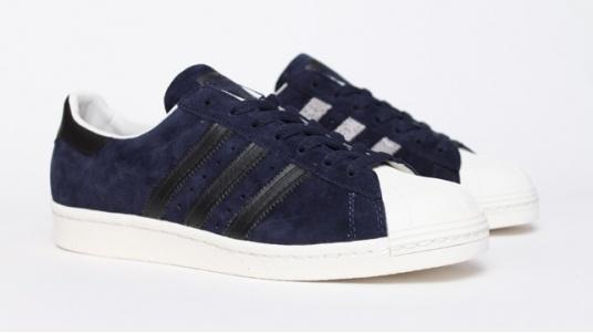 Adidas Superstar 80's Snake - Blue