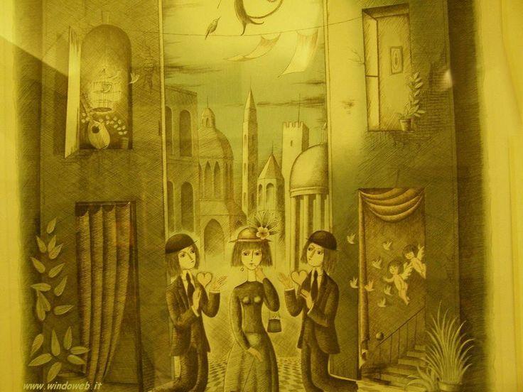 Peynet era nato a Parigi, da una famiglia di commercianti. Gloriosa e piena di successi la sua carriera. Da ragazzo Raymond entra alla Accademia delle Arti applicate, optando per la grafica pubblicitaria e firmando campagne per profumi, cioccolatini, grandi magazzini alimenti e vestiti. In contemporanea collabora con un giornale inglese (The Boulvaldiere). Poi il lavoro alle edizioni Tolmer, la ca...rriera come disegnatore satirico, quella di illustratore di libri, l'impegno teatrale e le…