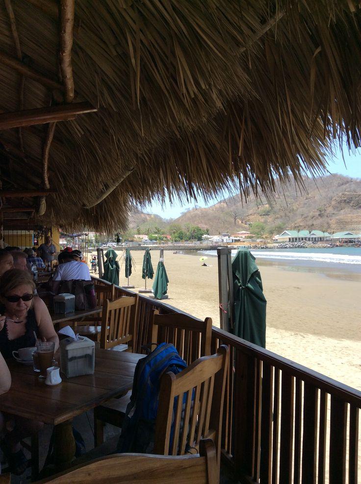 Nicaragua.... LOL... Menikmati hari libur kawan...