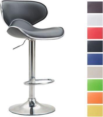 Barhocker LAS VEGAS V2 Kunstleder, Metallgestell in Chromoptik, höhenverstellbar, bis zu 10 Farben wählbar Jetzt bestellen unter: https://moebel.ladendirekt.de/kueche-und-esszimmer/bar-moebel/barhocker/?uid=c52c3098-2216-5c3c-b682-a22b8c5686eb&utm_source=pinterest&utm_medium=pin&utm_campaign=boards #barhocker #kueche #stehtische #esszimmer #barmoebel