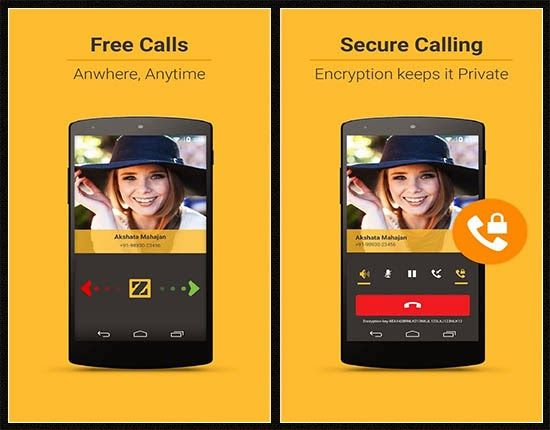 Make free calls all over the world