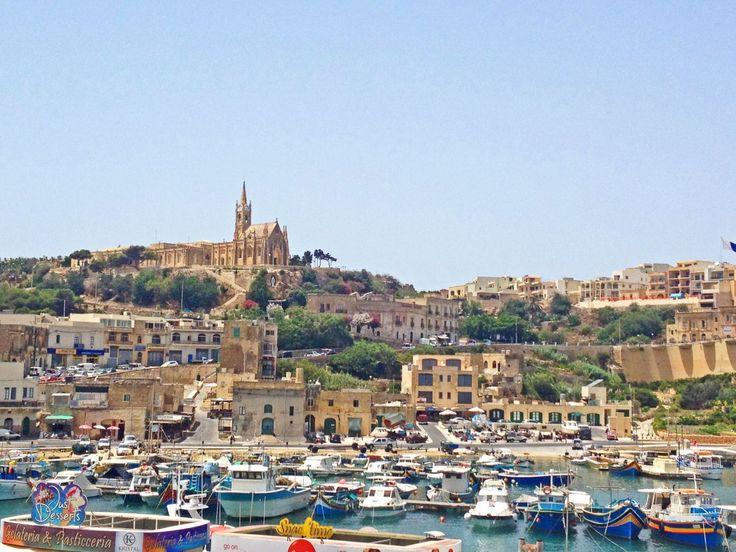 Visiting Gozo, Malta