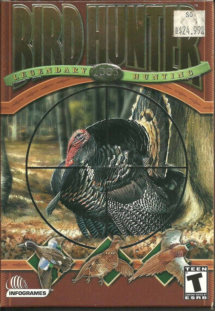 PC Game Bird Hunter 2003 Legendary Hunting Boxed Set CD Windows 98/2000/ME/XP CAN$ 15.00 + shipping