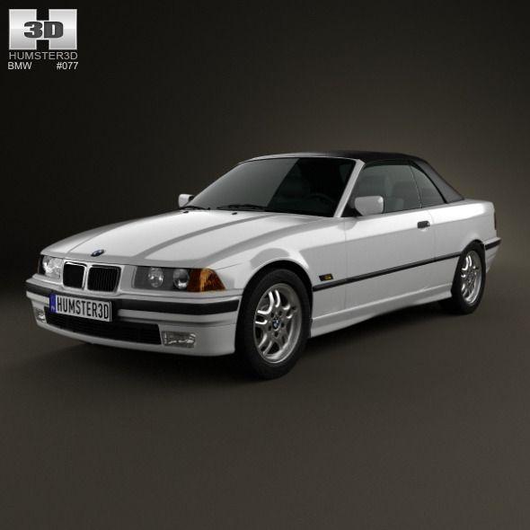 Bmw 3 Series E36 Convertible 1994 E36 Sedan Bmw 3 Series