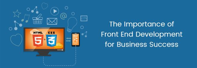Develop Your Business With The Front-End Development Company  Check Out How Front-End Development Contributes To A Successful Business: http://bit.ly/2EjVqXm