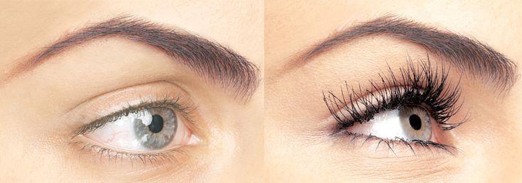 I want eyelash extensions | Eyelash extensions