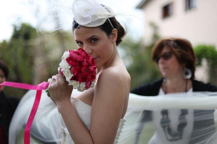 Il compito dell'#abito da sposa è quello di esaltare le caratteristiche personali, uniche e irripetibili. www.cinziaferri.com