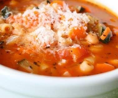 Recipe Italian Minestrone Soup by AJSollorz - Recipe of category Soups