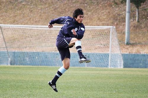 MAEDA the striker