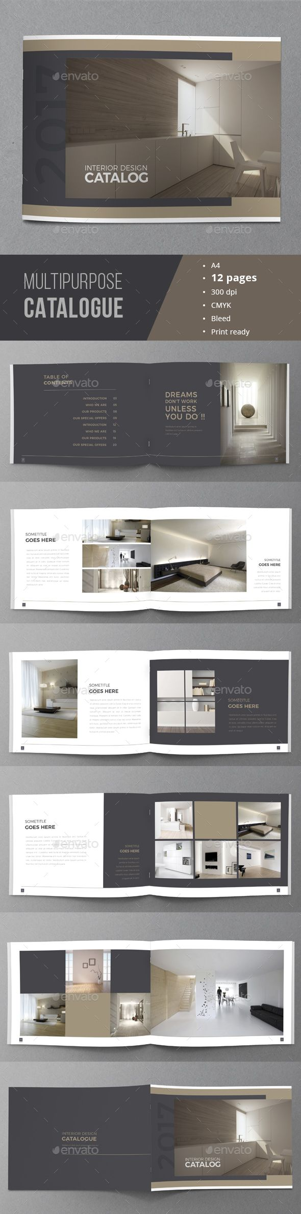 best 20+ luxury brochure ideas on pinterest | portfolio layout