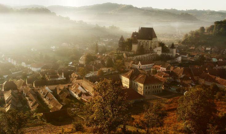 Beuaitful Romania - Biertan Romania