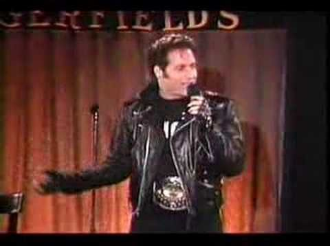 Andrew Dice Clay 1987 At Rodney Dangerfield ANDREW. iS A DIRTY MOUTH. But funny