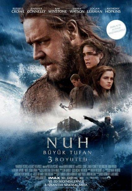Nuh Büyük Tufan Türkçe Dublaj izle – Noah 2014 HD hiç şüphe yok ki Nuh'un Gemisi dediğimiz zaman en küçüğümüzden en büyüğümüze kadar hepimizin bu konu hakkında bir bildiği vardır.