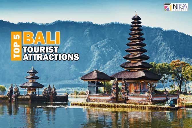 Top 5 famous tourist attractions in Bali - Nitsa Holidays | Bali tourist, Tourist, Honeymoon ...