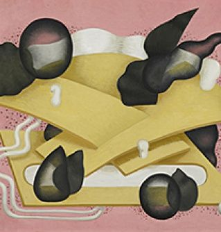 Heide Museum of Modern Art ABSTRACTION–CRÉATION: J.W. POWER IN EUROPE 1921–1938
