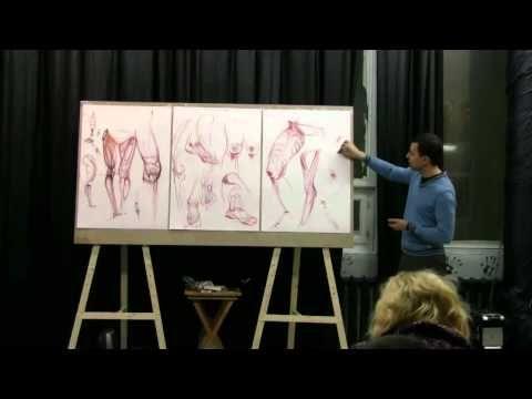 Мастер-класс по пластической анатомии Александра Рыжкина на Кружке скорого рисунка Рисунки выложены на странице мастер-класса: http://strg-circle.livejournal...