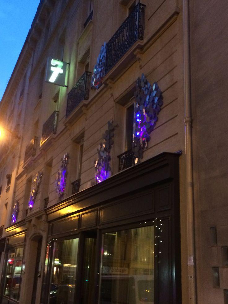 Week-end insolite à Paris ! #hotel #CapturCall