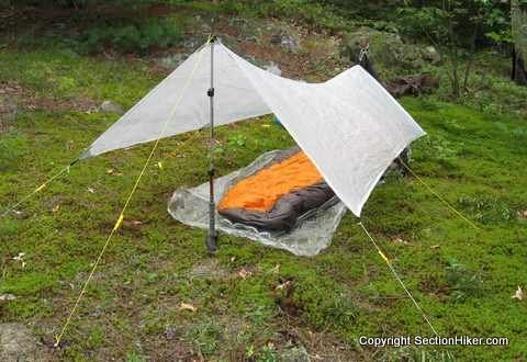 Twelve Ultralight Backpacking Tents and Shelters: Part 1