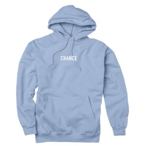 Chance 3 Hoodie (Light Blue) Pinterest: @shaylarodneyy ✨