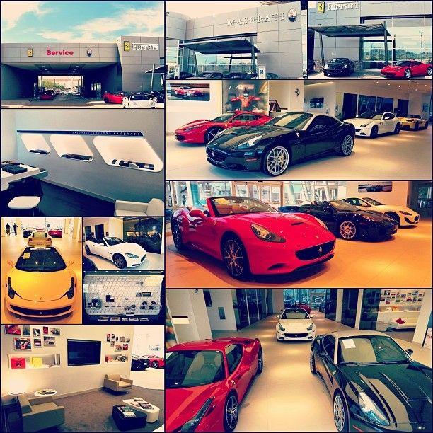 Ferrari Dealership: 21 Best PENSKE AUTO MALL 2014 Images On Pinterest