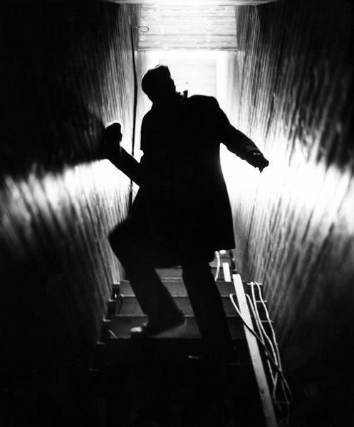 Anton Corbijn  by  Stephan Vanfleteren