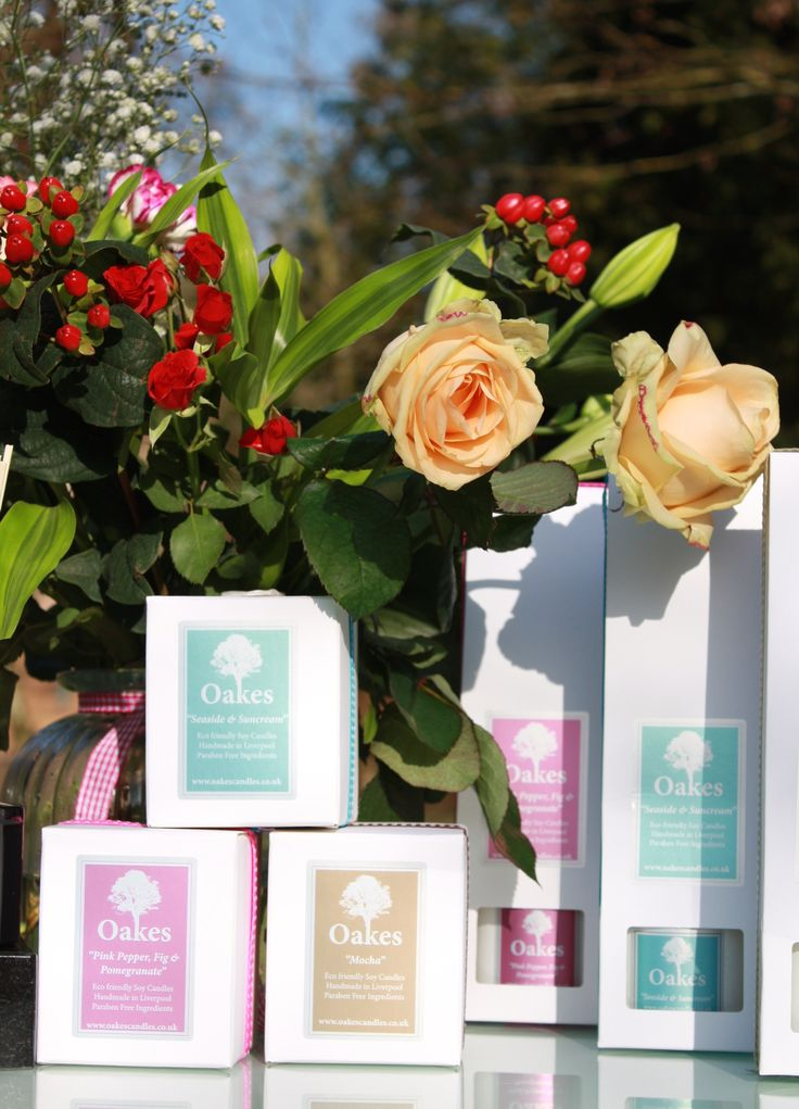 Oakes Candles Matching Candles & Diffusers Shop this range by following the link!