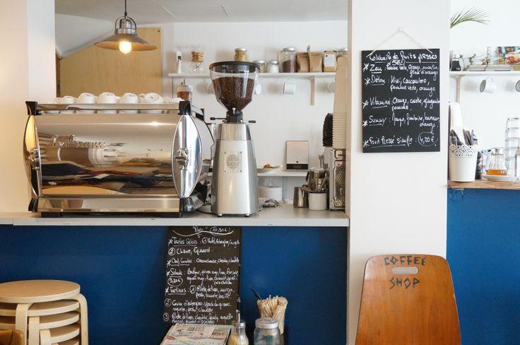 Blackburn Coffee | Paris