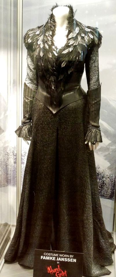 "From ""Hansel & Gretel: Witch Hunters"" (2013) worn by Famke Janssen as Muriel desgin by Marlene Stewart"
