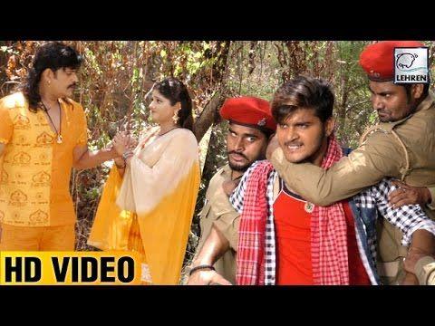 Radhe Bhojpuri Film Shooting Video - Ravi KIshan, Kallu, Neha Shree  -  Here check the Bhojpuri upcoming film Radhe On Location Shooting Video.