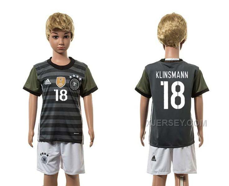 http://www.xjersey.com/germany-18-klinsmann-away-youth-euro-2016-jersey.html GERMANY 18 KLINSMANN AWAY YOUTH EURO 2016 JERSEY Only 33.11€ , Free Shipping!