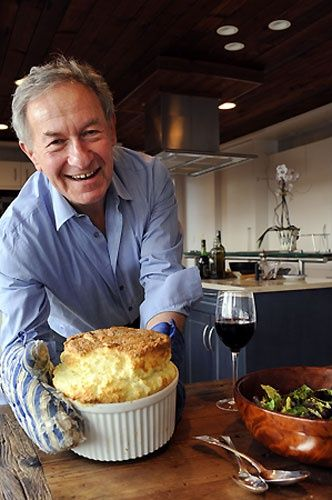 Simon Schama's cheese souffle recipe