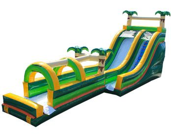 commercial water slide for sale