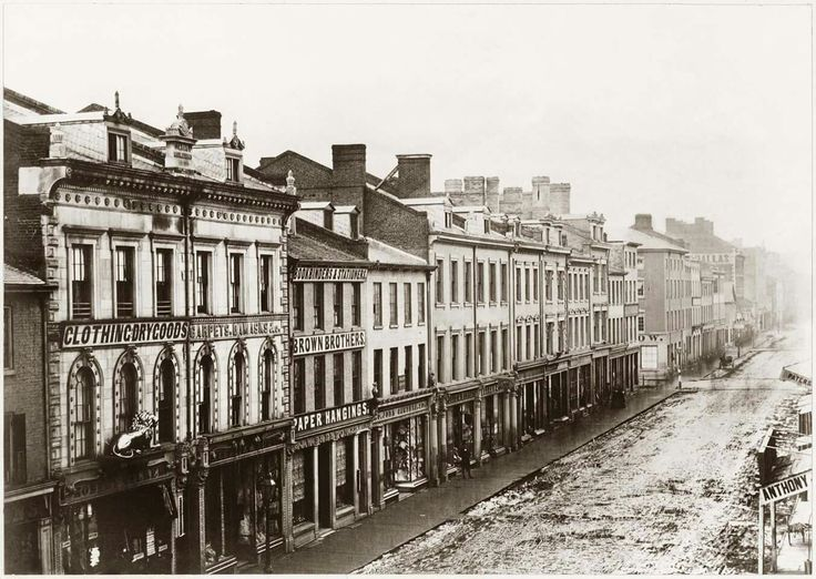 One of the earliest photographs taken of Toronto, this 150 year old image shows Toronto's King Street East close to The Sunday Antique Market. We are located at 125 The Esplanade in the St. Lawrence Market Neighbourhood.