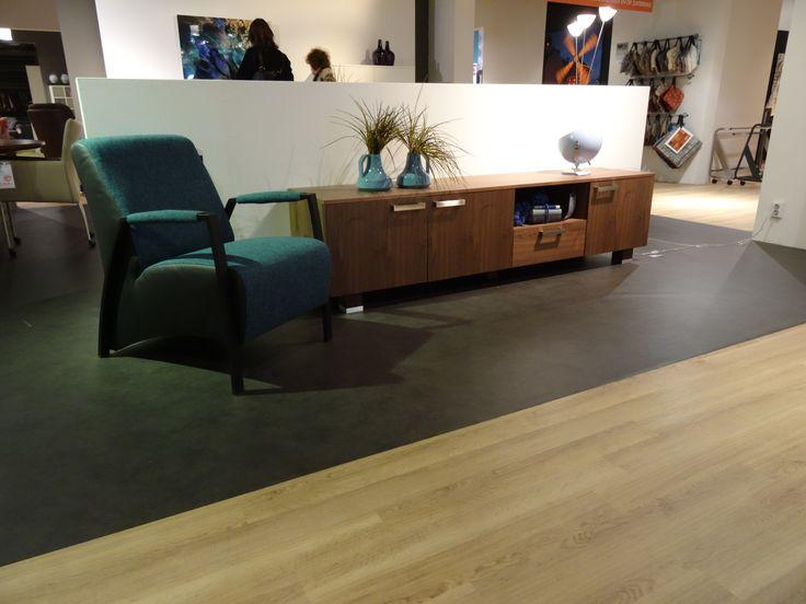 Dressoir Napoli + fauteuil Grandola