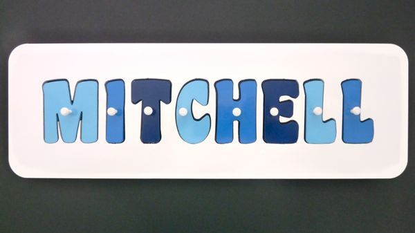 http://www.mikkiandme.com.au/collections/craft-and-sensory-play/products/personalised-name-puzzle-three-blues