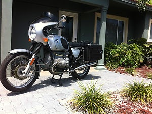 1974 BMW R90 Cafe Racer