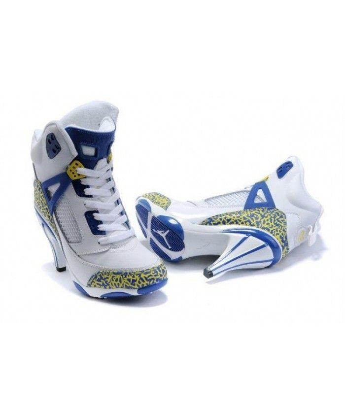 cheap for discount 8a6fa 25415 Nike Air Jordan 3.5 Retro Heels Boots Black Red White Blue Yellow