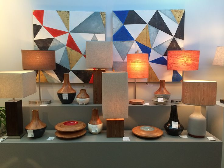 Exceptionnel Expanded Lighting And Home Accent Collections From Surya Are Highlighted In  The Showroom For High Point