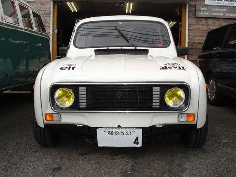 中古車のことならクロフト:RENAULT R4 ルノー 4