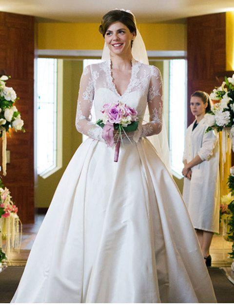 Velvet vestido novia cristina