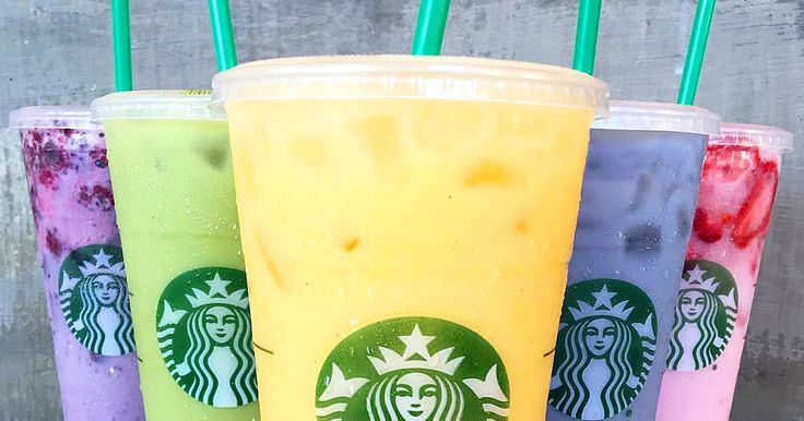 The secret recipes behind Starbucks' colorful rainbow drinks are now available to the public — read more and find out what goes into a '#PurpleDrink' or a '#PinkDrink'