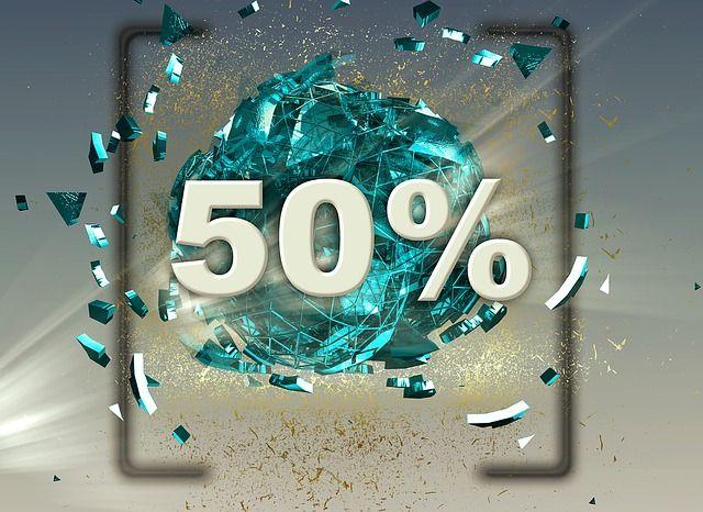 Promotion - 50 %