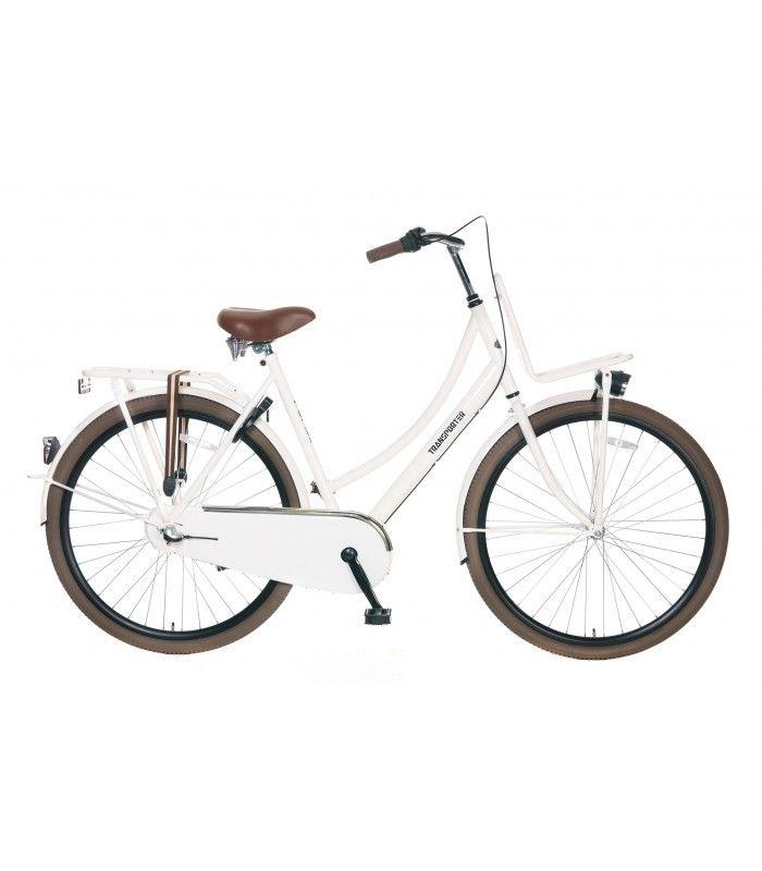 Bicicleta holandesa Transporter Select+