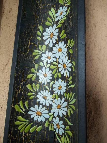 Telhas recicladas pintadas DT-04                                                                                                                                                      Mais