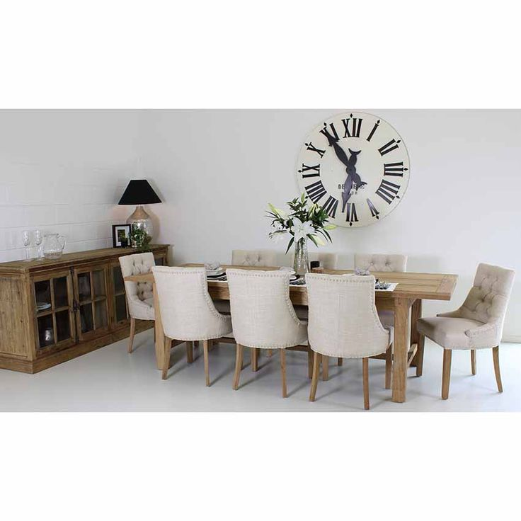 Francis Oak Extension Dining Table | Urban & Beach Lifestyle Furniture NZ - furniture and accessories for your home