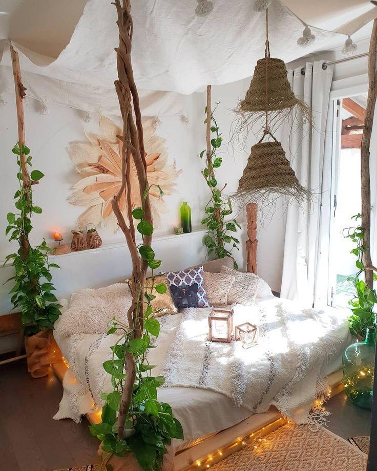 Böhmische Wohnkultur und Interior Design-Ideen #bohmische #design #ideen #inter